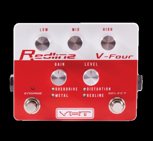 VHT VHT AV-RL-V4 | VHT Redline V-Four Overdrive Pedal