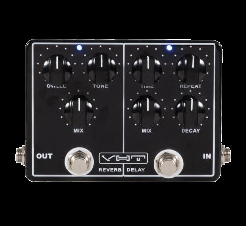 VHT VHT AV-EV1   VHT Echo-Verb Echo/Reverb Pedal