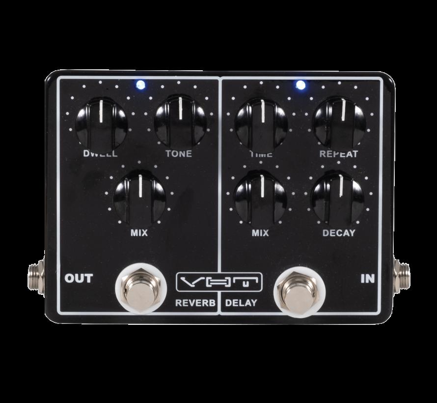 VHT AV-EV1   VHT Echo-Verb Echo/Reverb Pedal