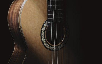 Akoestische en elektrische gitaren