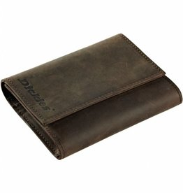 Dickies Dickies Owendale Leather Wallet Brown
