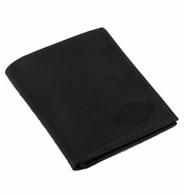 Dickies Dickies Ridgeville Leather Wallet Black