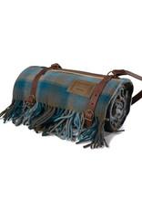 Pendleton Wool Motor Robe Navy