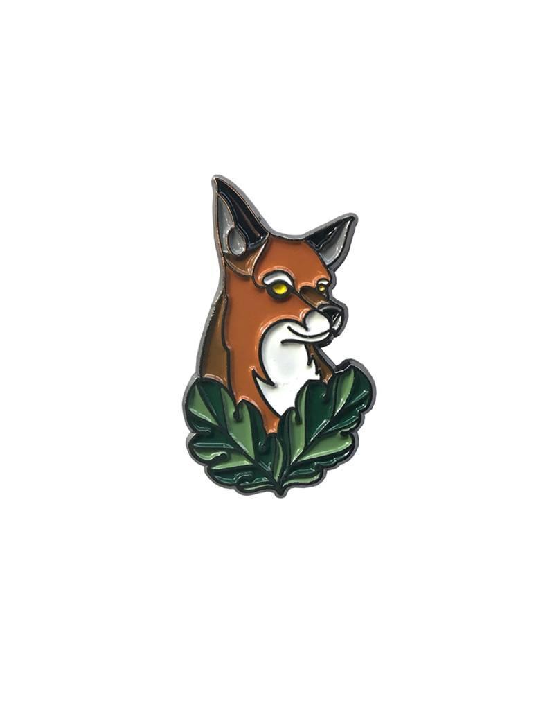 Vault13 Vault13 Pin 'Fox' by WillemXSM