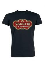Vault13 Vault13 Tattoo Parlour Heren T-shirt