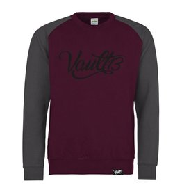 Vault13 Vault13 Sweater Charcoal/Black