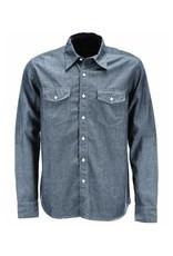 Dickies Dickies Hallstead Denim Shirt Grey