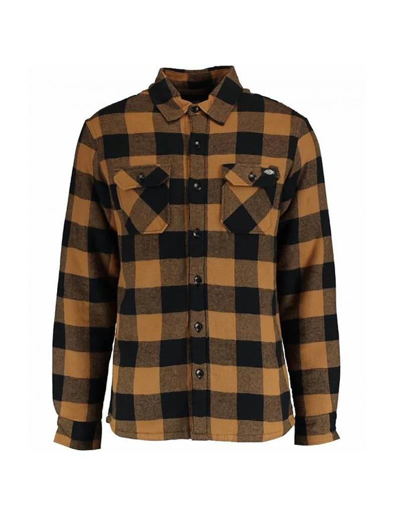 Dickies Dickies Lansdale Shirt Brown Duck