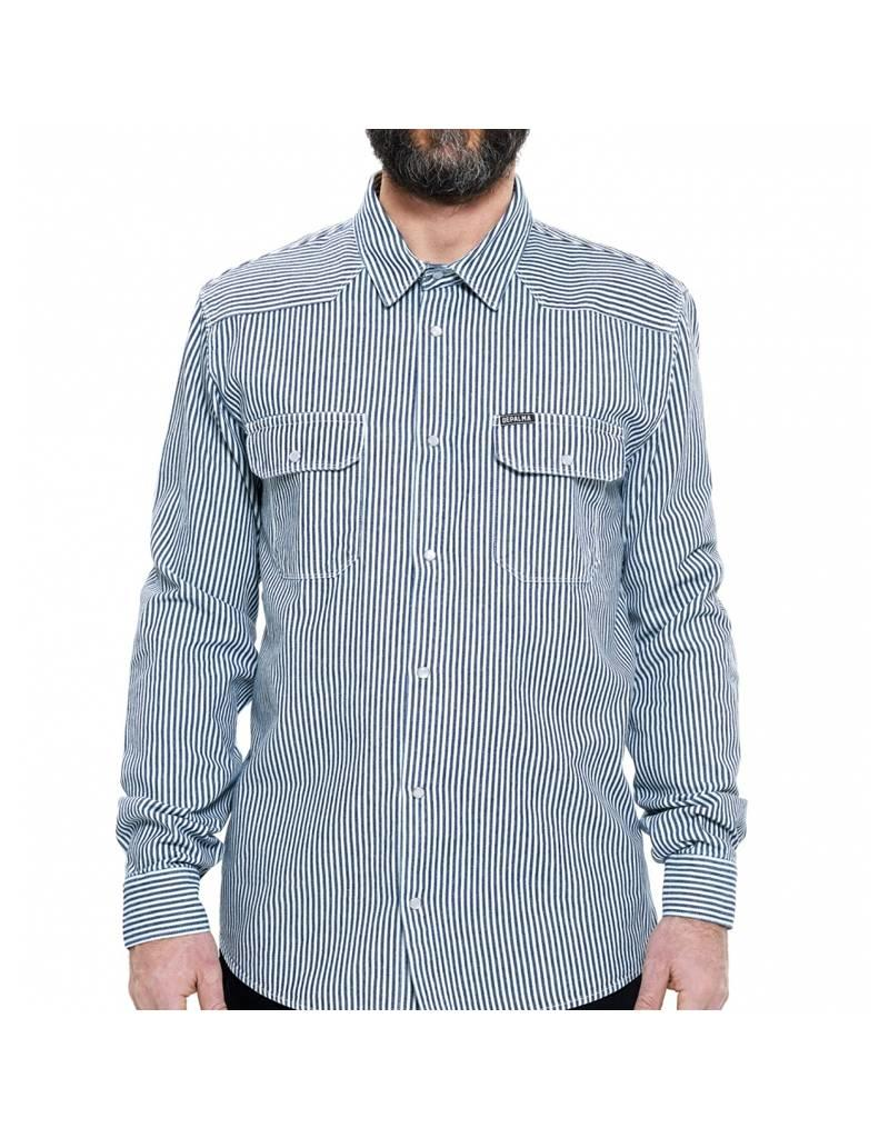 DePalma Workwear County Fair Hickory Stripe Shirt