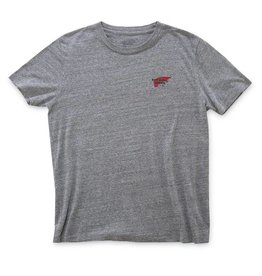 Red Wing Red Wing Logo T-shirt Grey