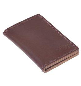 Dickies Dickies Lunenburg Leather Wallet Brown