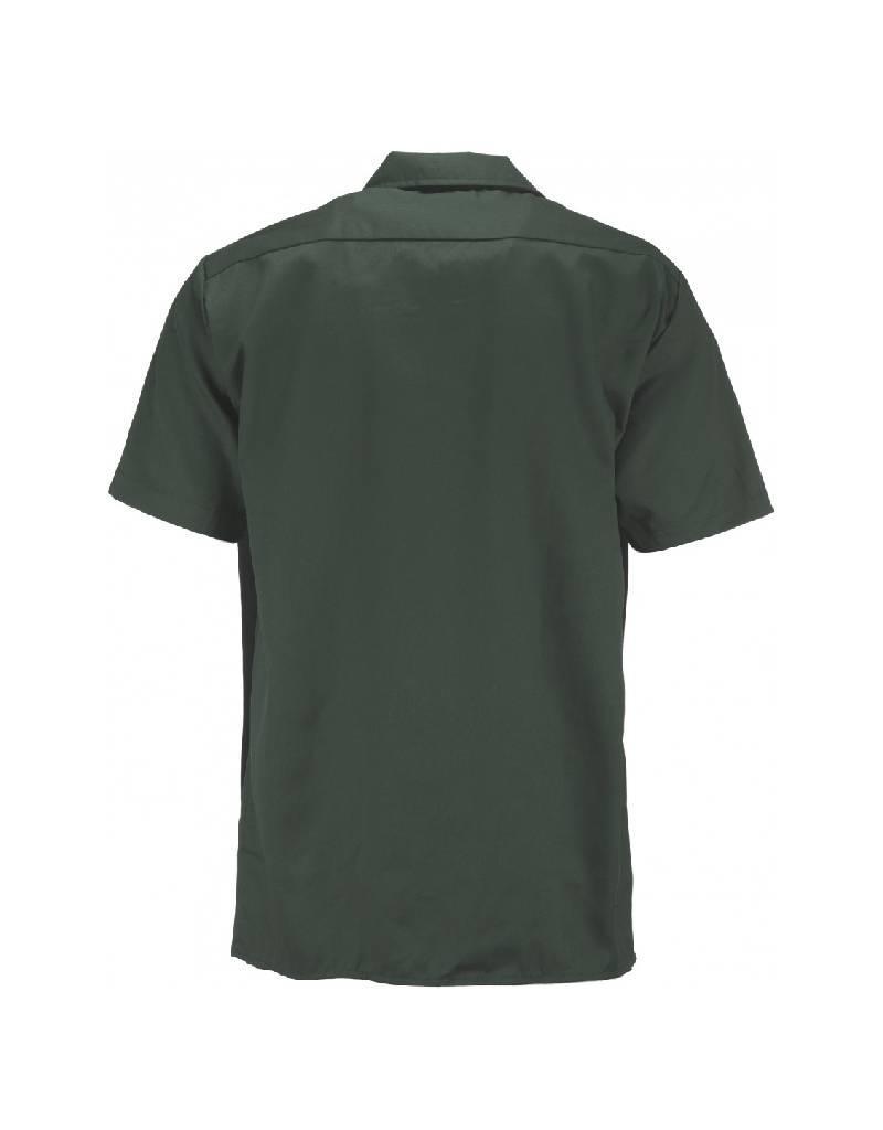 Dickies Dickies Short Sleeve Work Shirt Dark Olive