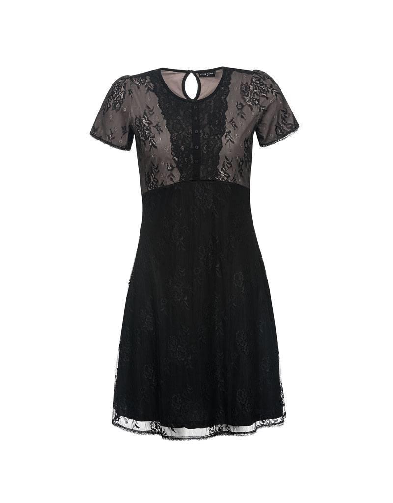 on sale bb3de cbfd8 Vive Maria Viva Maria summer Lace Dress Black