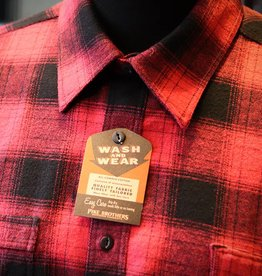 Pike Brothers Pike Brothers 1937 Roamer Shirt Red Check