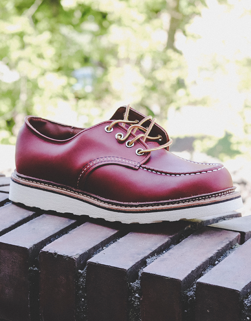 Red Wing Oxford Oro Russet - Vault13