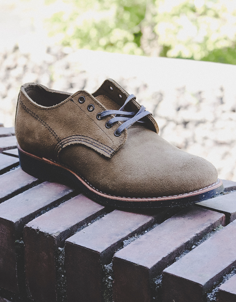 Red Wing Red Wing Oxford Olive ( 08043 )