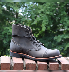 Red Wing Red Wing Iron Ranger Charcoal