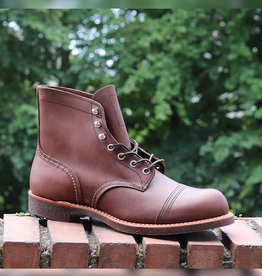 Red Wing Red Wing Iron Ranger Amber