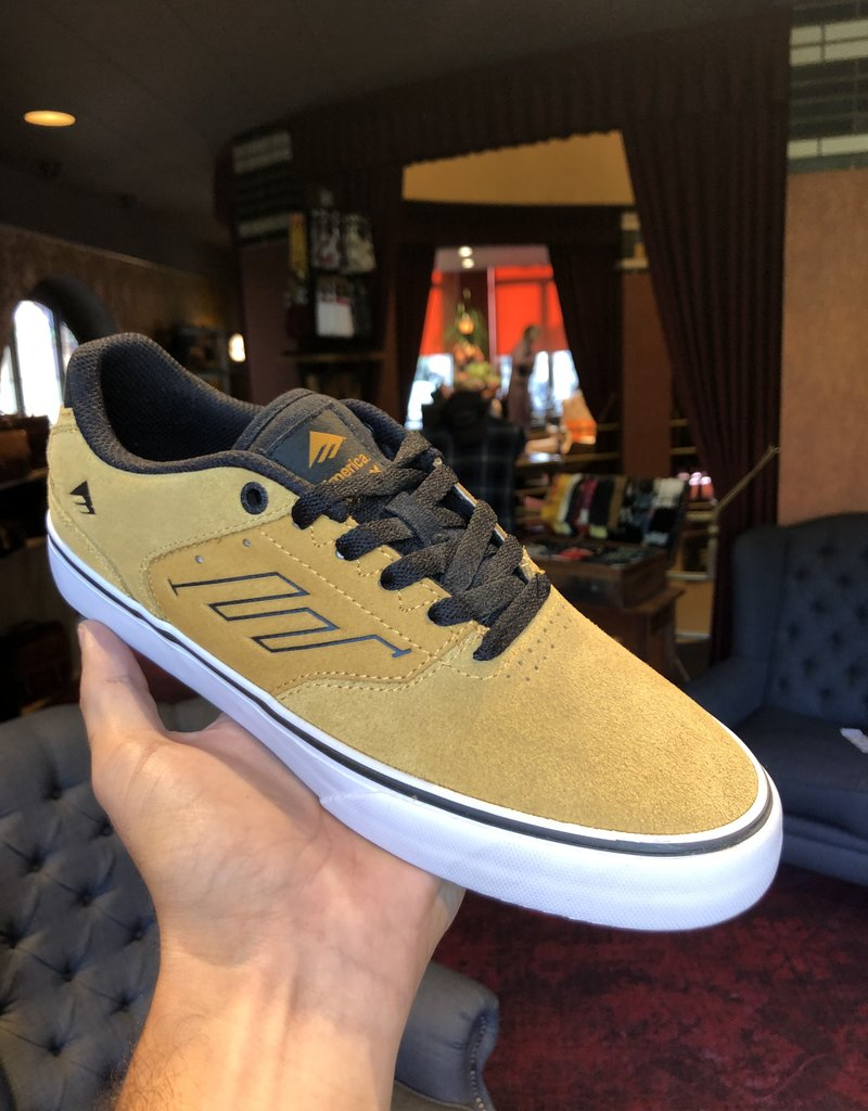 Emerica Emerica The Reynolds Low Vulc yellow