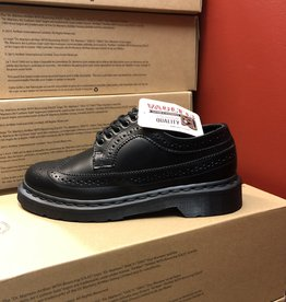 Dr. Martens Dr. Martens 3989 Smooth Black (Black Sole) 38