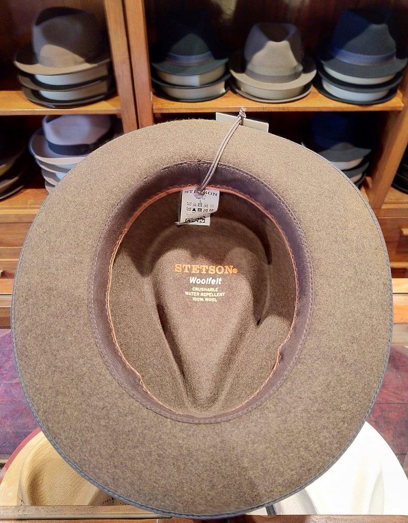 Stetson Stetson Fedora Wool Felt Mix