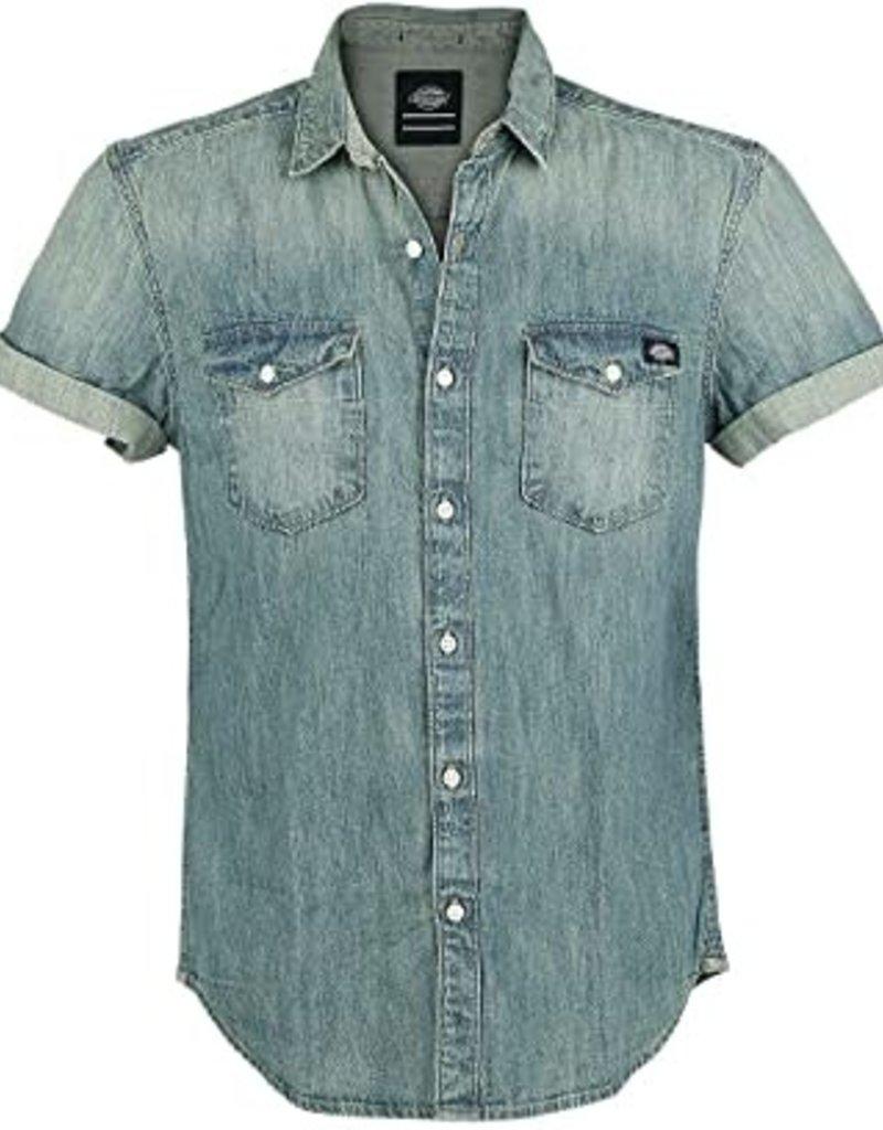 Dickies Dickies Morro Bay Denim Shirt