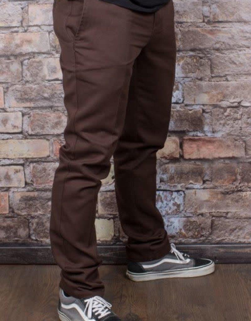 Dickies Dickies Work Pant Slim Fit Chocolate Brown