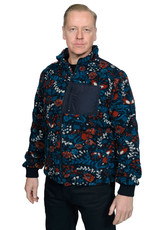 Eat Dust Cali Hunter Jacket Fleece Flowers Multi