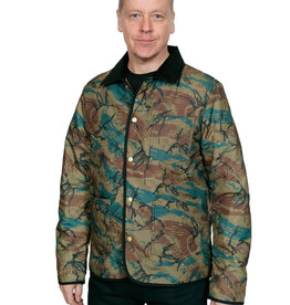 Eat Dust Pc Frostbite 673 Jacket Guilted Nylon Camo