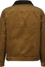 Brixton Cable Sherpa Brass