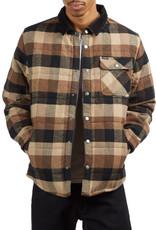 Brixton Cass Jacket Black/Brown
