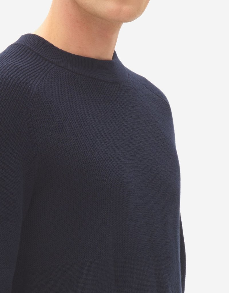Nowadays Multi Structure Sweater