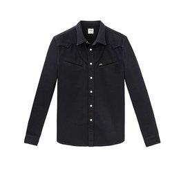 Lee 101 Rodeo Shirt Black
