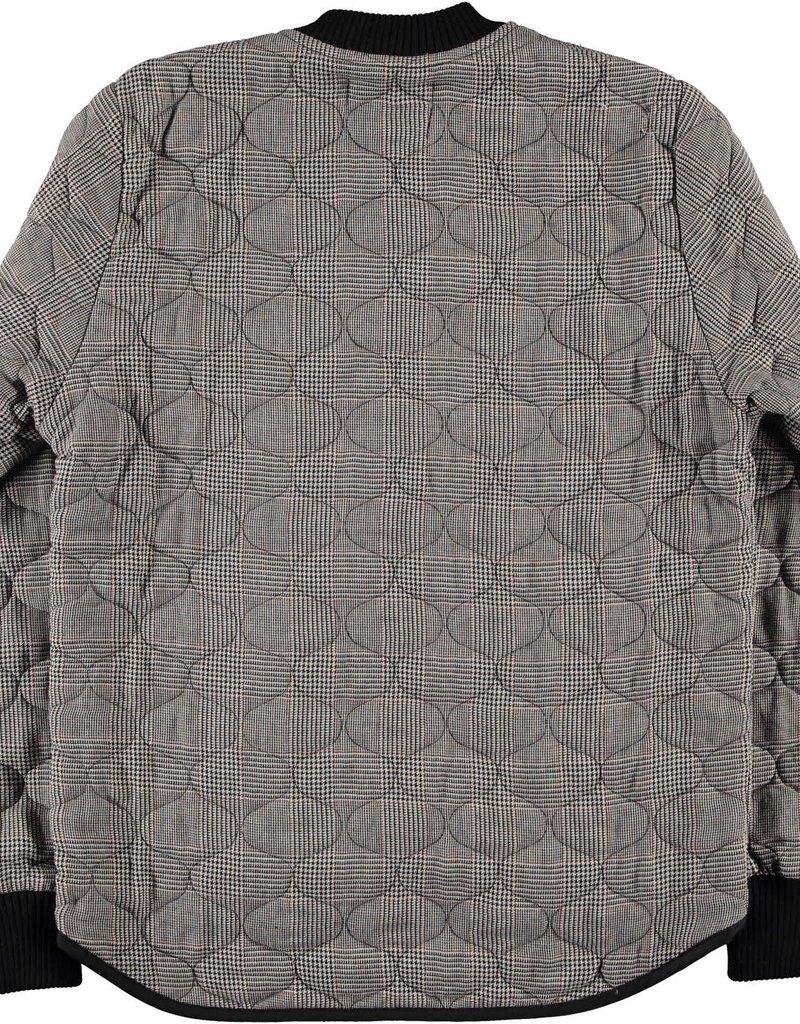 Eat Dust Frostbite Jacket Guilted Wool Multi