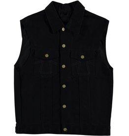 ED B 736 Fit Heavier Black Denim Jacket