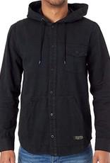 Emerica Emerica Grim Hooded Shirt Jacket Black/Camo