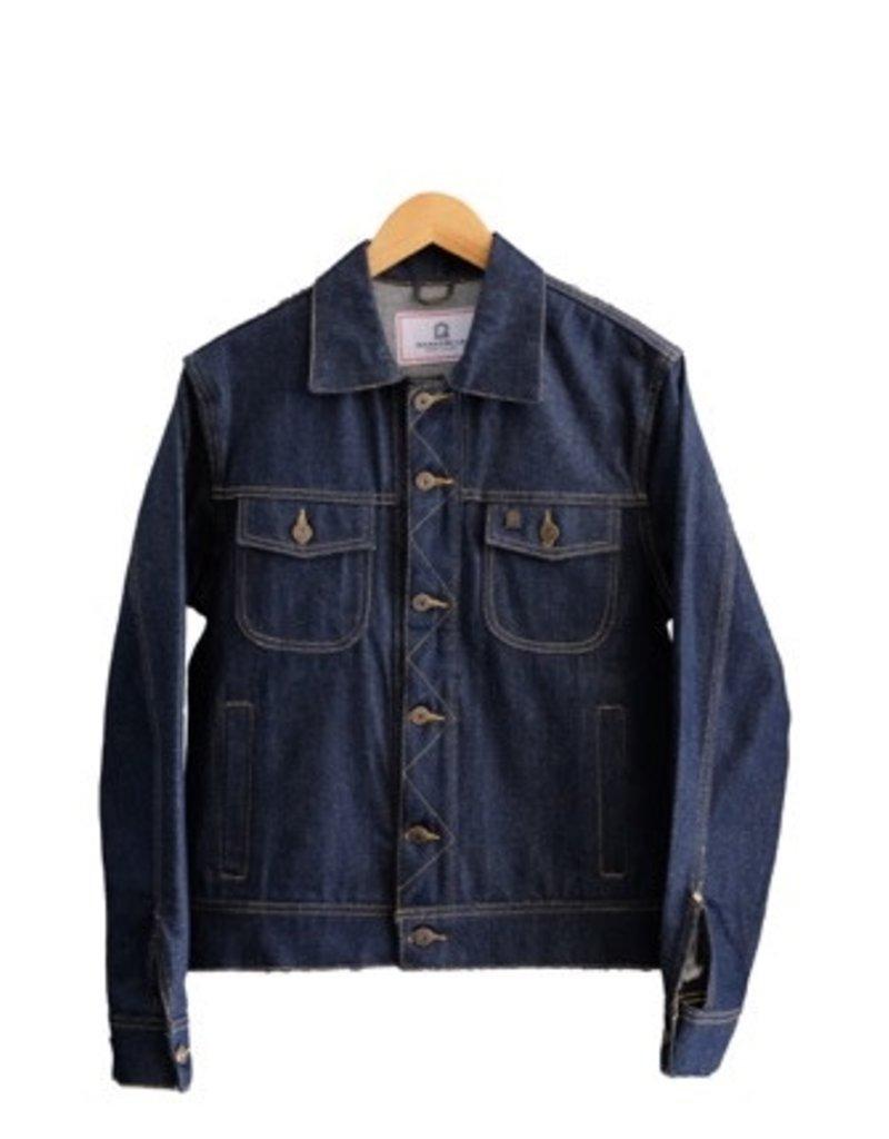 Shangri-La Single Rider Raw Denim Jacket
