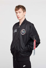 Alpha Industries Bomberjack Heren MA-1 TT Moon Landing Rev Black