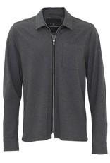 Clean Cut Copenhagen Fred Overshirt Dark Grey Mix