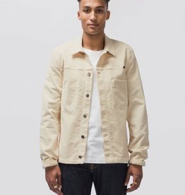 NUDIE JEANS RONNY CORD DUSTY WHITE
