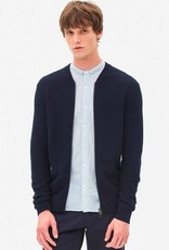 Nowadays Night Sky Knitted Bomber