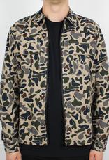 Woodbird Wing Camo blazer