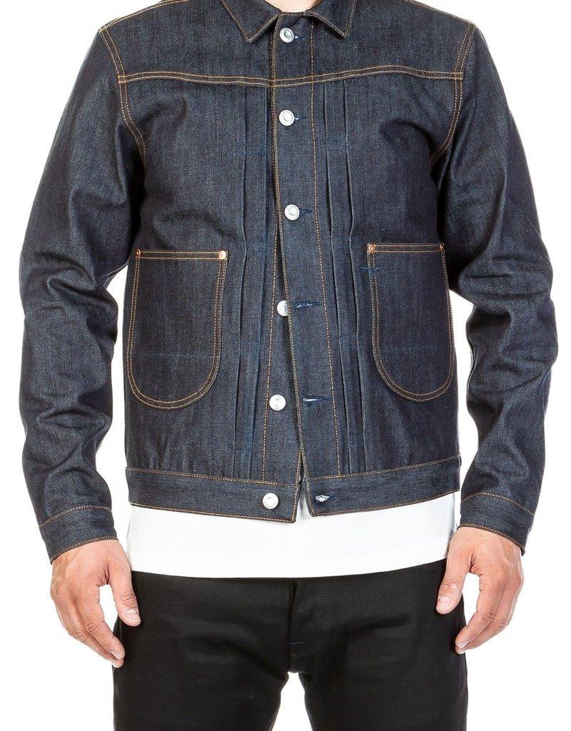 Benzak BDJ-01 Cowboy Jacket Vintage Indigo Selvedge