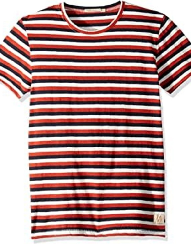 Nudie Jeans Tricolour Stripe