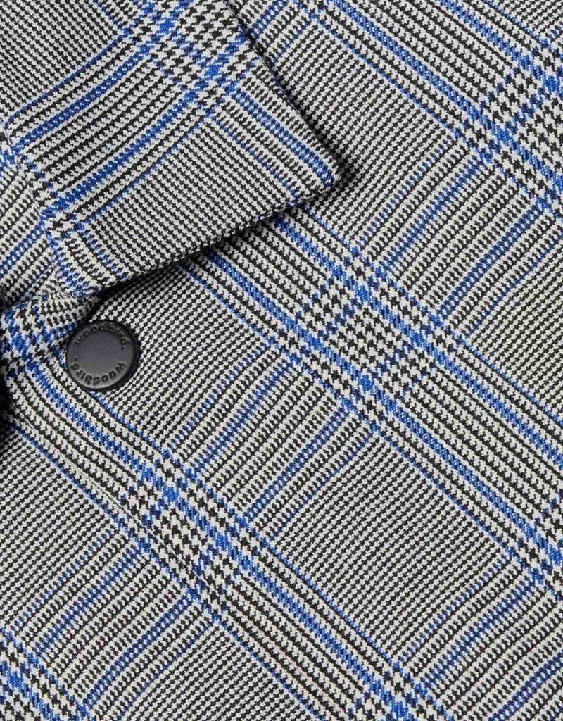 Woodbird Brenti Check Shirt
