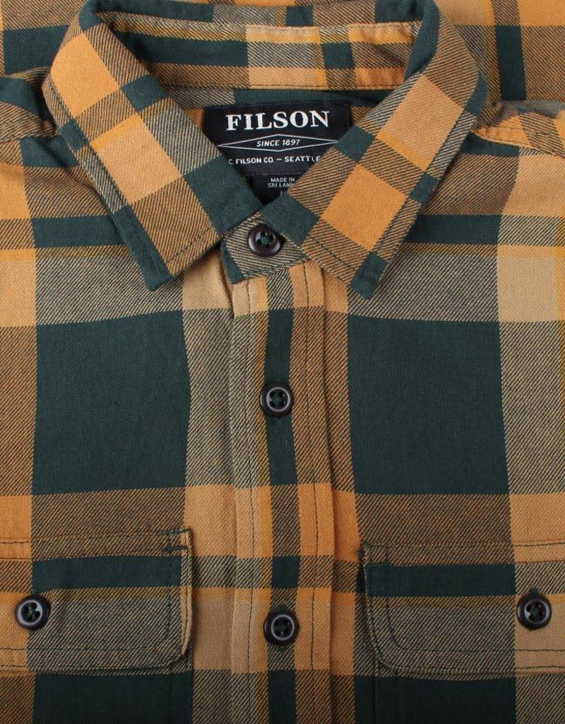 Filson FILSON SCOUT SHIRT GREENGOLD