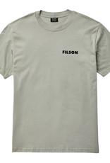 Filson Filson Lightweight Outfitter T-Shirt Grey/Sky