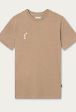 foret Foret Fern T-Shirt Beige Melange