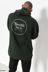 Brixton Wheeler Hood Pine