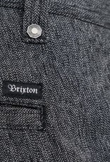 Brixton Reserve Chino LTD Pant Charcoal Heather
